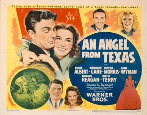 An Angel from Texas - Movie Poster (thumbnail)