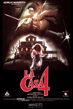 La casa 4 (Witchcraft) - Italian Movie Poster (thumbnail)