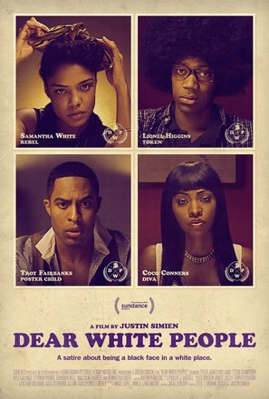 Dear White People - Movie Poster (thumbnail)