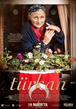 """""""Türkan"""" - Turkish Movie Poster (thumbnail)"""