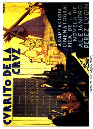 Currito de la Cruz - Spanish Movie Poster (thumbnail)