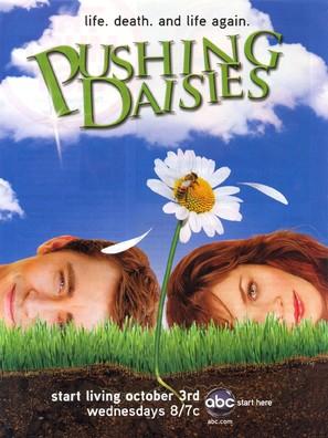 """""""Pushing Daisies"""" - Movie Poster (thumbnail)"""