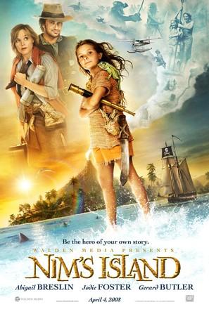 Nim's Island - Movie Poster (thumbnail)