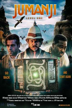 Jumanji: Level One - Movie Poster (thumbnail)