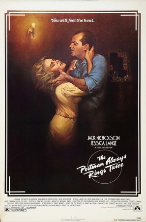 The Postman Always Rings Twice - Movie Poster (thumbnail)