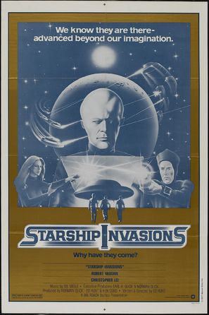 Starship Invasions - Movie Poster (thumbnail)