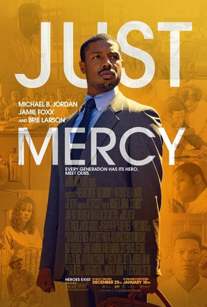 Just Mercy - Movie Poster (thumbnail)