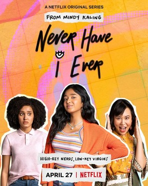 """""""Never Have I Ever"""" - Movie Poster (thumbnail)"""
