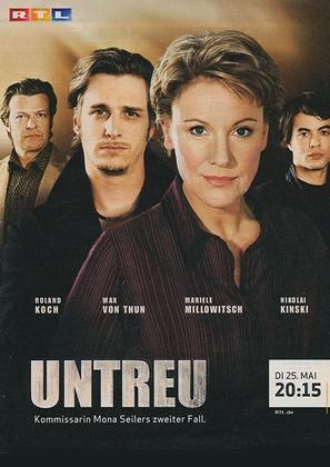 Untreu - German Movie Poster (thumbnail)