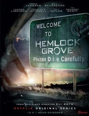 """Hemlock Grove"" - Movie Poster (thumbnail)"