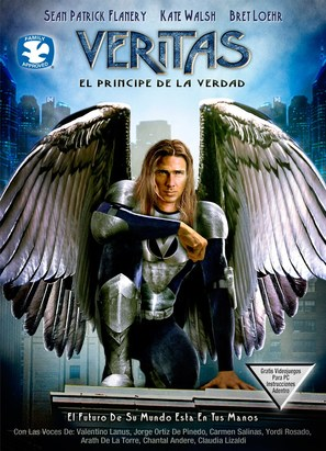 Veritas, Prince of Truth - Mexican Movie Poster (thumbnail)