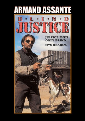 Blind Justice - Movie Poster (thumbnail)