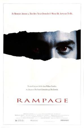 Rampage - Movie Poster (thumbnail)