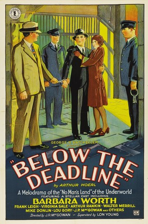 Below the Deadline - Movie Poster (thumbnail)
