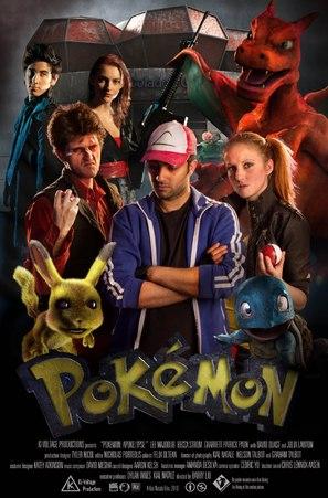 Pokémon Apokélypse - Canadian Movie Poster (thumbnail)