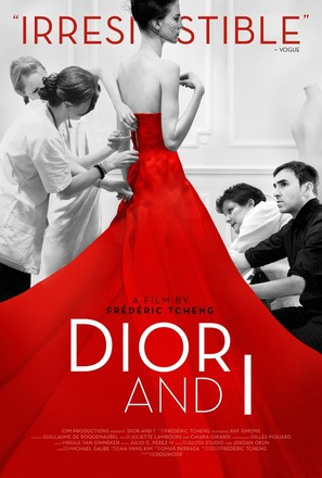 Dior and I - French Movie Poster (thumbnail)