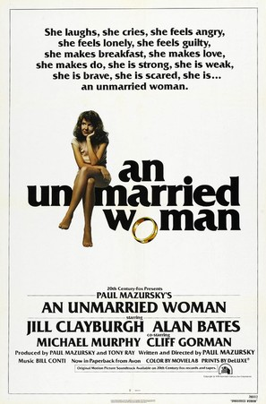 An Unmarried Woman - Movie Poster (thumbnail)