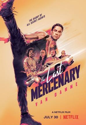 The Last Mercenary - Movie Poster (thumbnail)