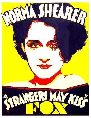 Strangers May Kiss - Movie Poster (thumbnail)