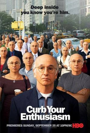 """""""Curb Your Enthusiasm"""" - Movie Poster (thumbnail)"""