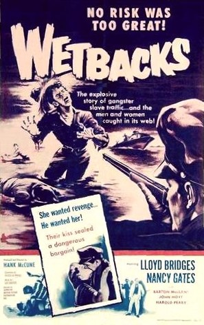 Wetbacks - Movie Poster (thumbnail)