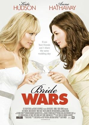 Bride Wars - Movie Poster (thumbnail)