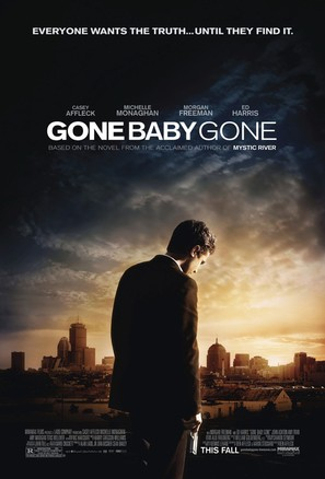 Gone Baby Gone - Movie Poster (thumbnail)