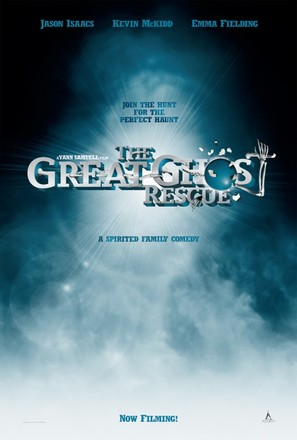 The Great Ghost Rescue - British Movie Poster (thumbnail)