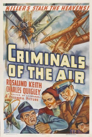 Criminals of the Air - Movie Poster (thumbnail)