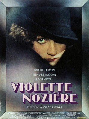Violette Noziére - French Movie Poster (thumbnail)