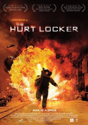 The Hurt Locker - Movie Poster (thumbnail)