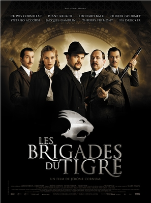 Tiger Brigades - French Movie Poster (thumbnail)