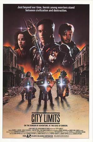 City Limits - Movie Poster (thumbnail)