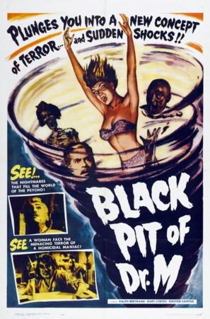 Misterios de ultratumba - Movie Poster (thumbnail)