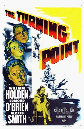 The Turning Point - Movie Poster (thumbnail)
