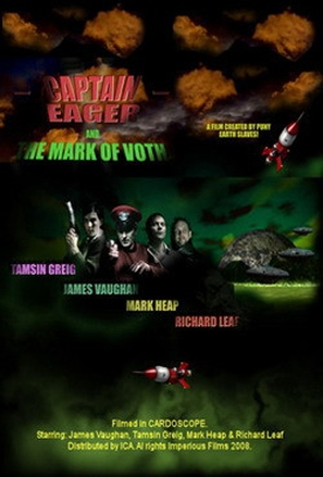 Captain Eager and the Mark of Voth - Movie Poster (thumbnail)