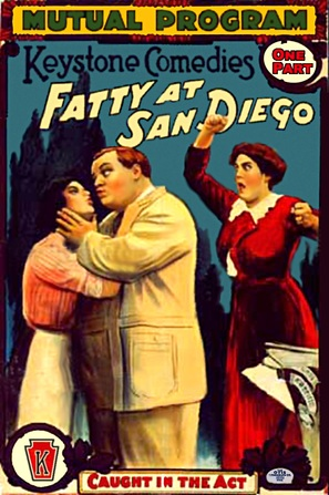 Fatty at San Diego - Movie Poster (thumbnail)