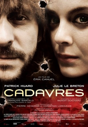 Cadavres - Canadian Movie Poster (thumbnail)