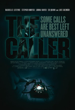 The Caller - Movie Poster (thumbnail)
