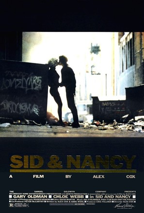Sid and Nancy - Movie Poster (thumbnail)