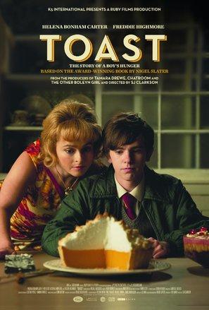 Toast - British Movie Poster (thumbnail)