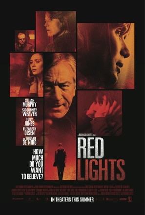 Red Lights - Movie Poster (thumbnail)