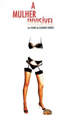 A Mulher Invisível - Movie Poster (thumbnail)