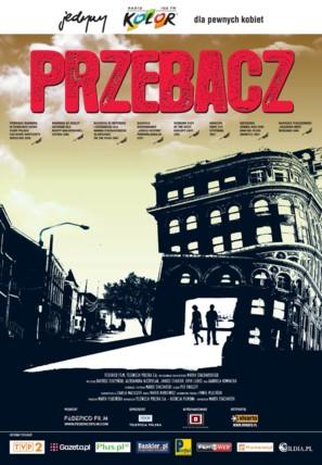 Przebacz - Polish Movie Poster (thumbnail)