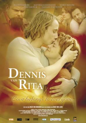 Dennis van Rita - Belgian Movie Poster (thumbnail)