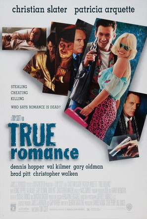 True Romance - Movie Poster (thumbnail)