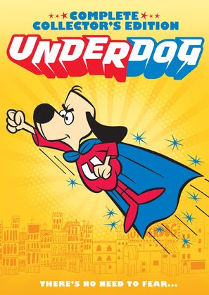 """Underdog"" - DVD cover (thumbnail)"
