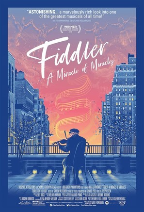Fiddler: A Miracle of Miracles - Movie Poster (thumbnail)