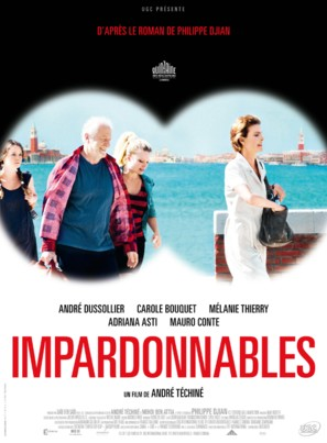 Impardonnables - French Theatrical movie poster (thumbnail)