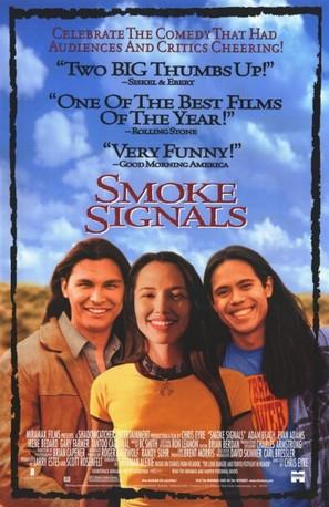 Smoke Signals - Movie Poster (thumbnail)